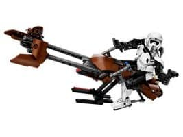 Lego Star Wars Vehiculos Scout Trooper